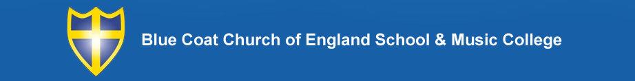 Bluecoats Church of England Academy - Blue Coat Church of