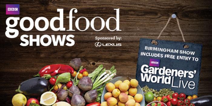 The Good Food Show & Gardeners World