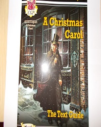 Christmas Carol Text Guide.Stockport School English Gcse A Christmas Carol Text Guide