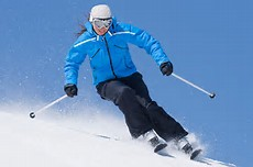 how to break the expert skiing barrier in one day